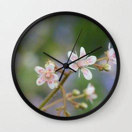 London Pride in Spring Wall Clock