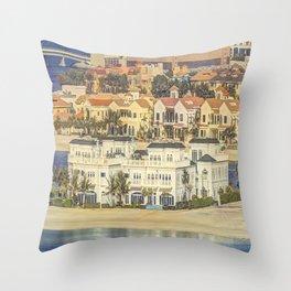Luxury Property Dubai Throw Pillow