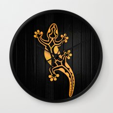 Salamandra Wall Clock