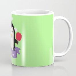 Penguin table tennis from KUALA LUMPUR T-Shirt Coffee Mug