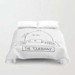 The TourBunny - Phone Duvet Cover
