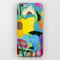 The Dreamy Garden iPhone & iPod Skin