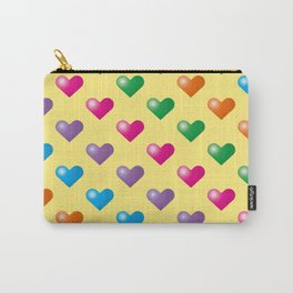 Hearts_F02 Carry-All Pouch