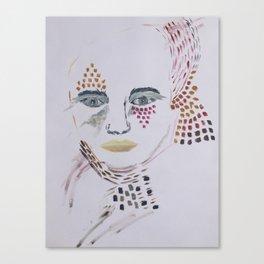 Unbalanced Canvas Print