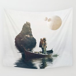 Searching Land Wall Tapestry