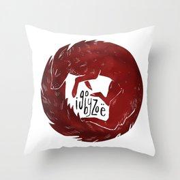 igobyzoe3 Throw Pillow