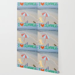 I love Summer Wallpaper