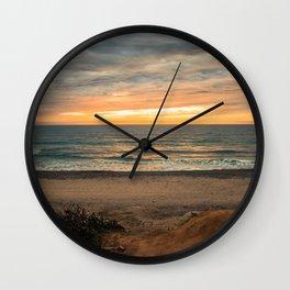 South Carlsbad State Beach Wall Clock