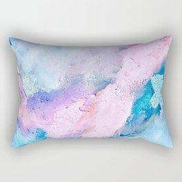 Cotton Candy Party Rectangular Pillow
