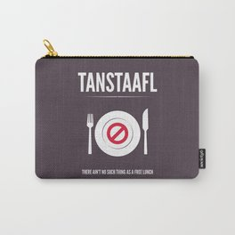 TANSTAFFL Carry-All Pouch