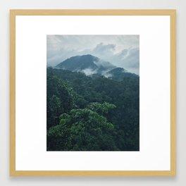 LaFortuna 001 Framed Art Print
