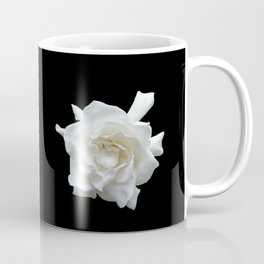 Gardenia on Black DPG150524 Coffee Mug