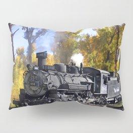 Cumbres and Toltec Railroad Pillow Sham