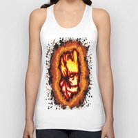 groot Tank Tops featuring Groot  by grapeloverarts