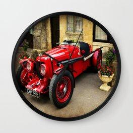 Rare Aston Martin. Wall Clock