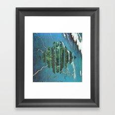 Habitat Framed Art Print