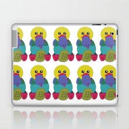 Rainbow Platypus Laptop & iPad Skin