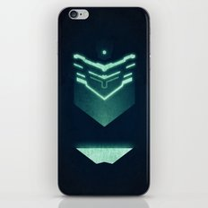 Isaac Clark / Dead Space iPhone & iPod Skin