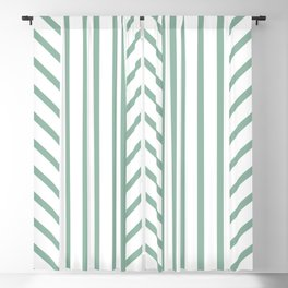 Lined Wintergreen Blackout Curtain