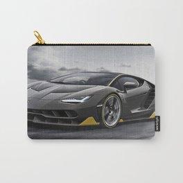 Centenario Exotic Car Carry-All Pouch