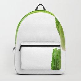Veggie Please Romaine Calm Lettuce Backpack