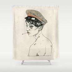 Bad Bitch #2 Shower Curtain