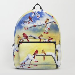 Winter Song 2 Backpack