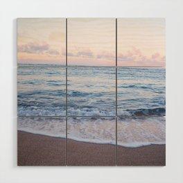 Ocean Morning Wood Wall Art