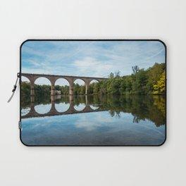 The River Tarn in Albi France. Laptop Sleeve