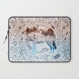 Wolfgard (Terra Indigene) Laptop Sleeve