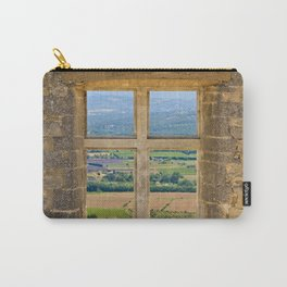 Window To The Luberon Carry-All Pouch