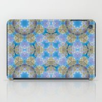 finland iPad Cases featuring Finland Kaleidoscope by Lu Haddad