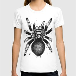 The crawling death T-shirt