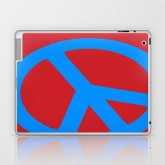 Blue Peace  Laptop & iPad Skin