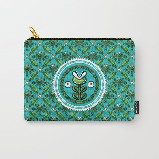 8bit Deco Carry-All Pouch