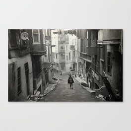 Child In Time Canvas Print