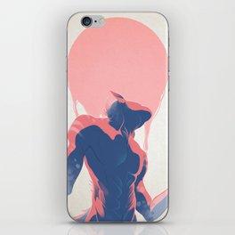 Shapeshifting iPhone Skin
