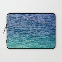 Aegean Sea Laptop Sleeve