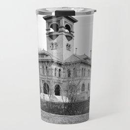 St. Ursula Hall, Ursuline Convent, New Orleans 1900 Travel Mug