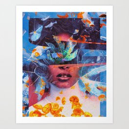 Blarez Art Print
