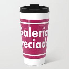 GALERÍAS PRECIADOS Travel Mug