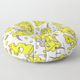 cheese Floor Pillow