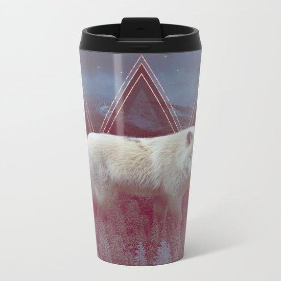 In Wildness Metal Travel Mug