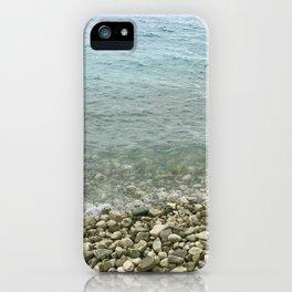 Mackinac Island Beach iPhone Case