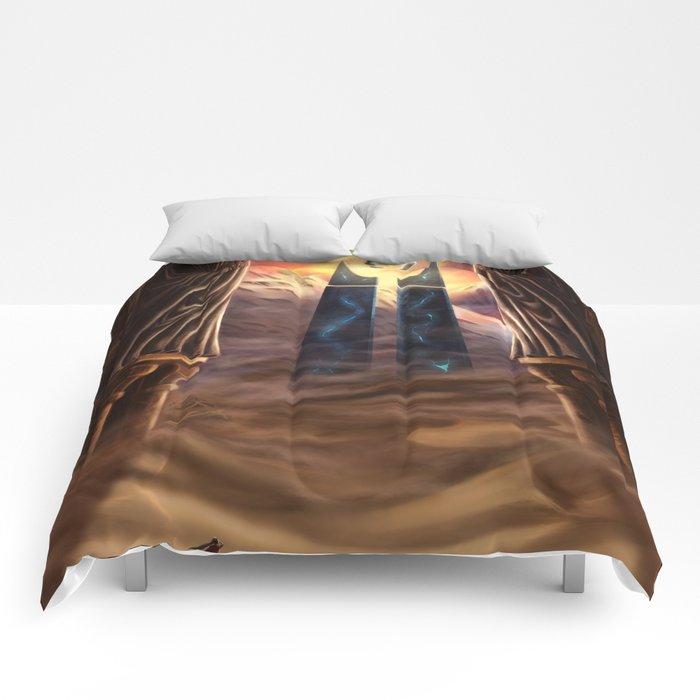 Wayward Wanderer Comforters