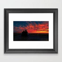 The Secret Place Framed Art Print