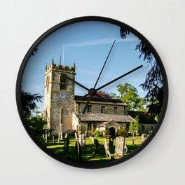St Michael, Cropthorne Wall Clock