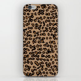 Digital Leopard iPhone Skin