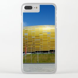 PGE Arena Clear iPhone Case