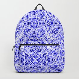 Blue Chaos 10 Backpack
